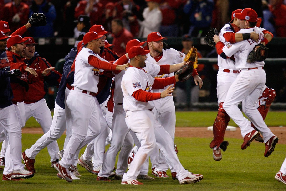 Overlooked Moments In Cardinals World Series History Pt 2 2006