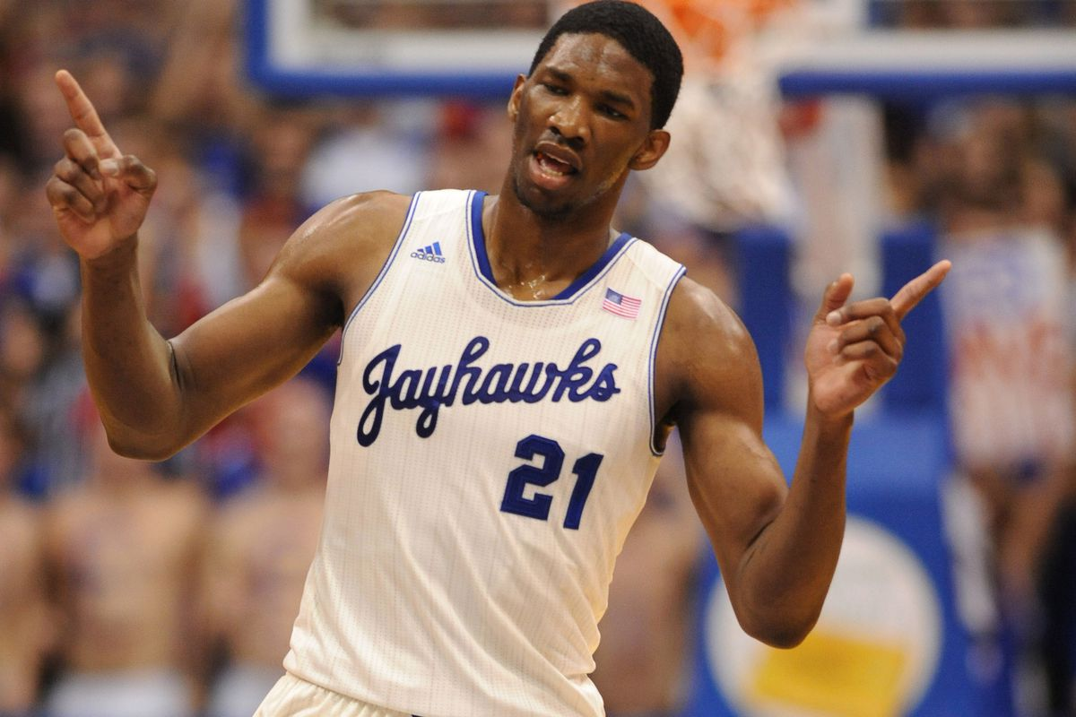 hot sale online 08037 b5996 NBA Draft 2014: Joel Embiid's timeline to the pros ...