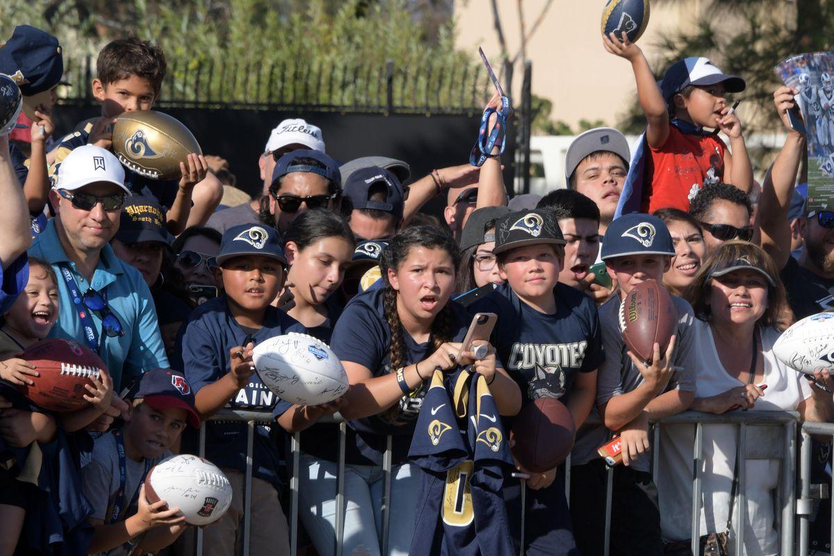 2017 Los Angeles Rams Training Camp