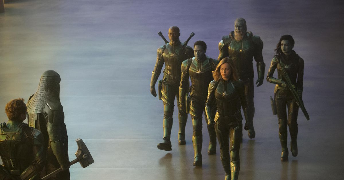 New trailers: Captain Marvel, Avengers: Endgame, and more