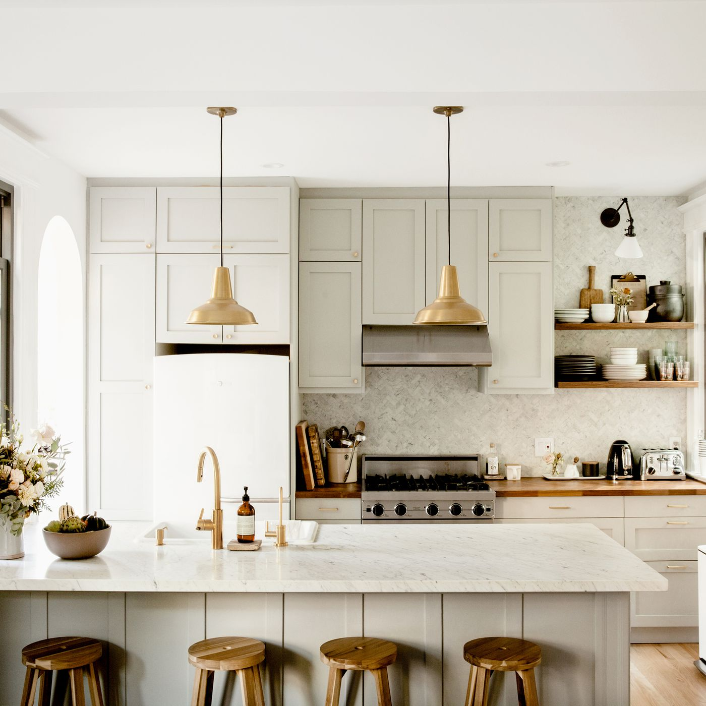 Modern Farmhouse Kitchen Ideas To Try In Your Home Curbed