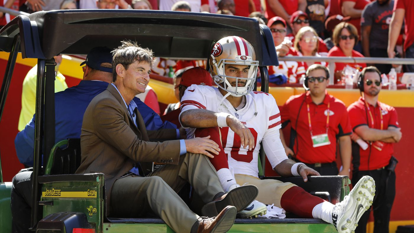 Week 3 was not a happy time in 2018 for the 49ers