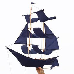 "Sailing Ship Kite, <a href=""http://shop.brooklynmuseum.org/sailingkite.html"">$40</a> at <b>The Brooklyn Musuem</b>"