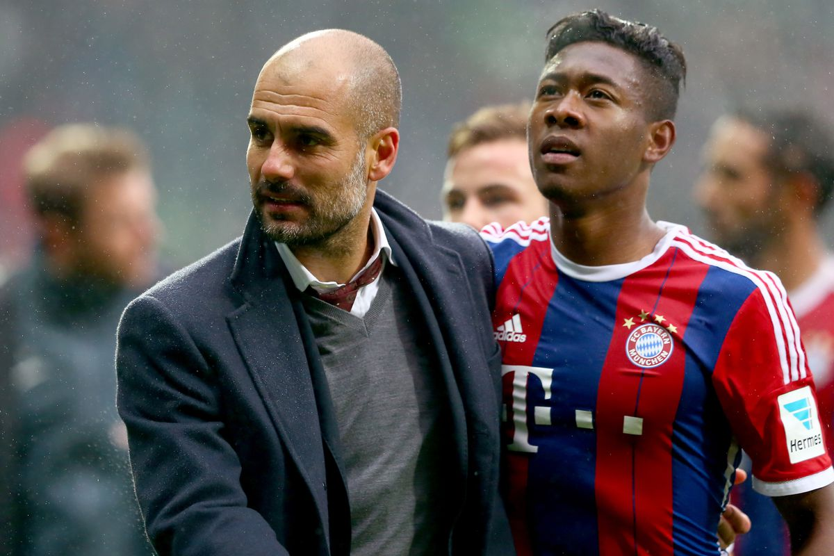 David Alaba Has Cast Removed Begins Rehab Program Bavarian