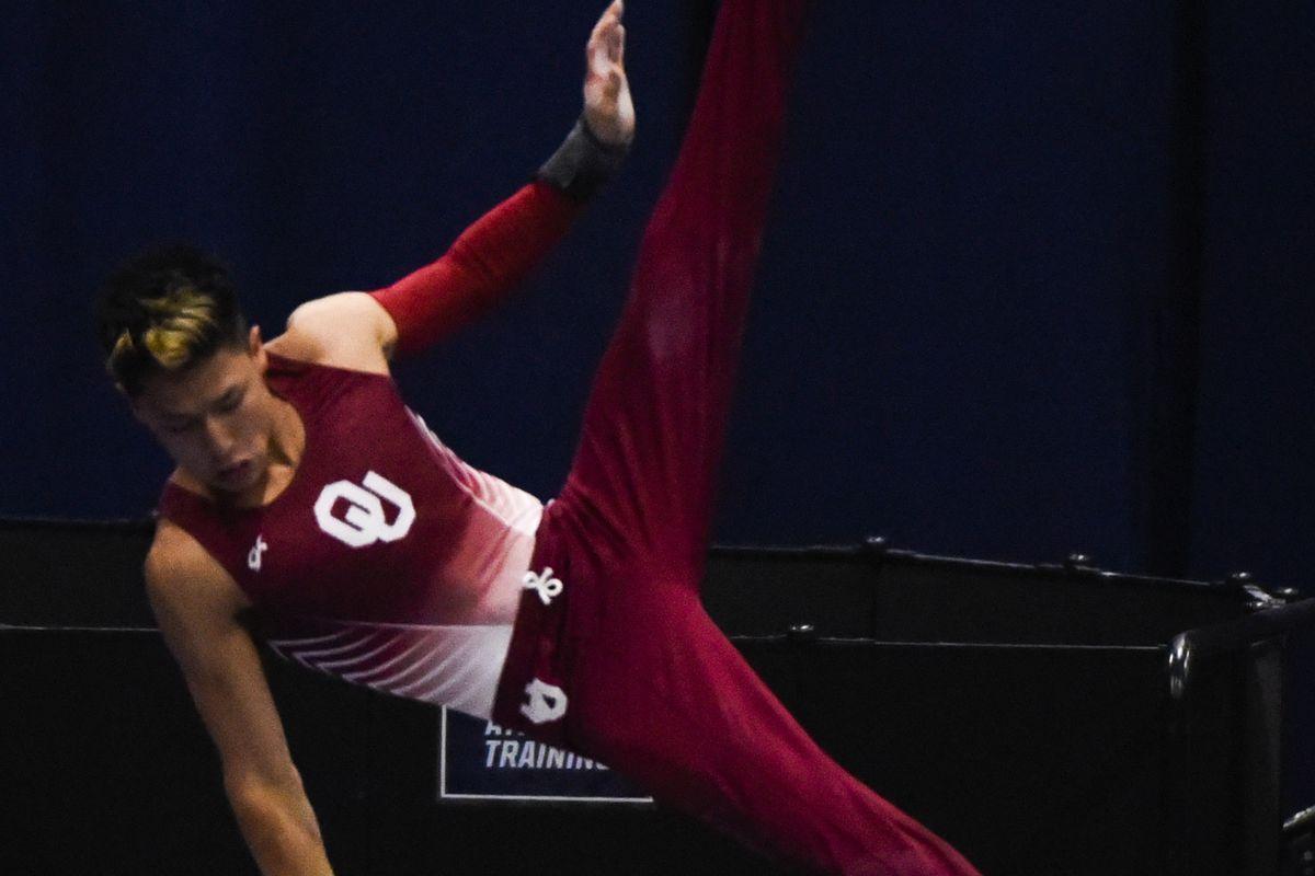 NCAA Gymnastics: Men's Gymnastics Championships