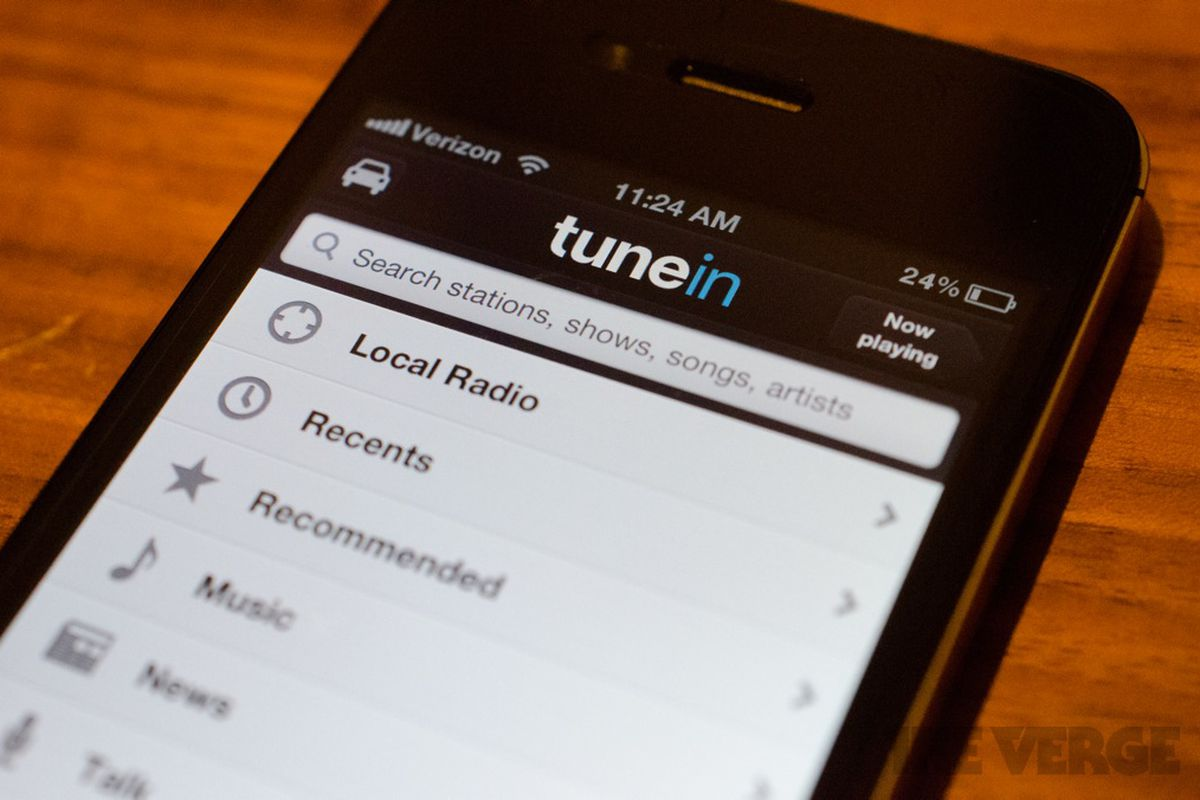 TuneIn, the TiVo for radio, hits 40 million users and raises