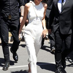 We can't wait to copycat this effortless Emilia Wickstead jumpsuit.