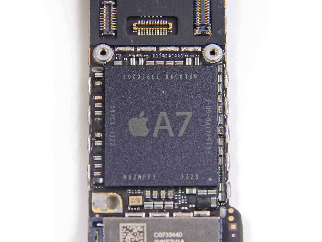 Apple A7 chip (ifixit)