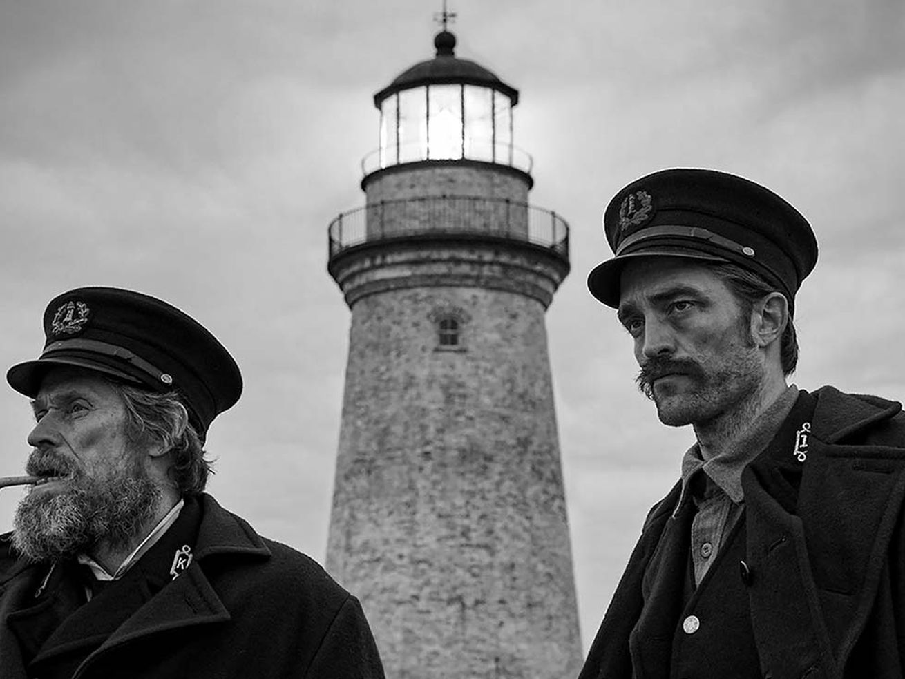 The Lighthouse, starring Robert Pattinson and Willem Dafoe, is easily one of the wildest films of the year - The Reports
