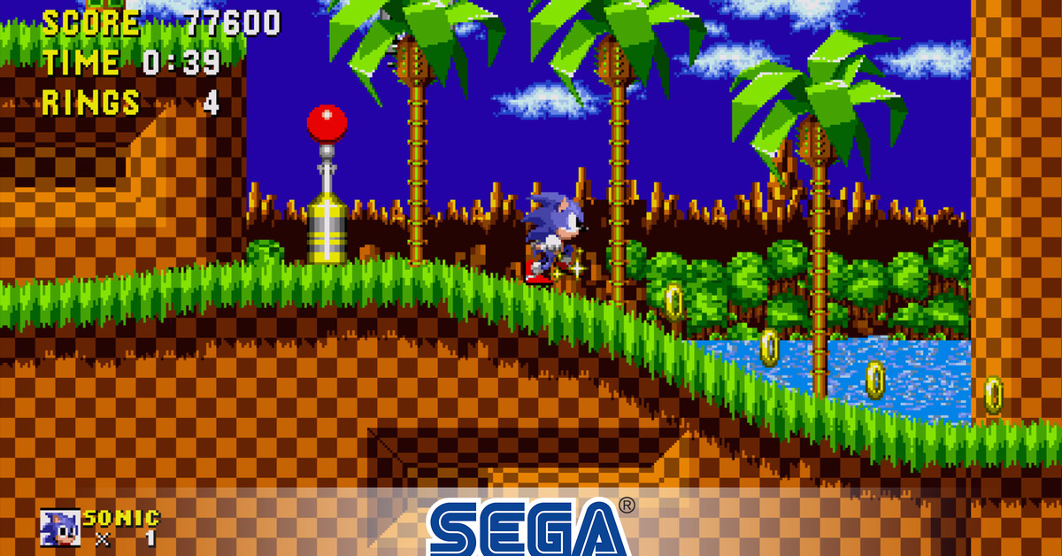 Sega Genesis Classics Are Now Playable On Amazon S Fire Tv The Verge