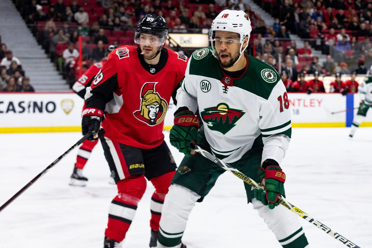 Wilderness Walk: Please god do not lose to the Senators