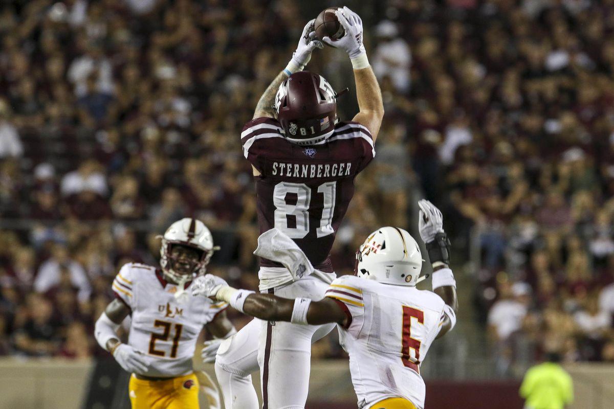 NCAA Football: UL Monroe at Texas A&M