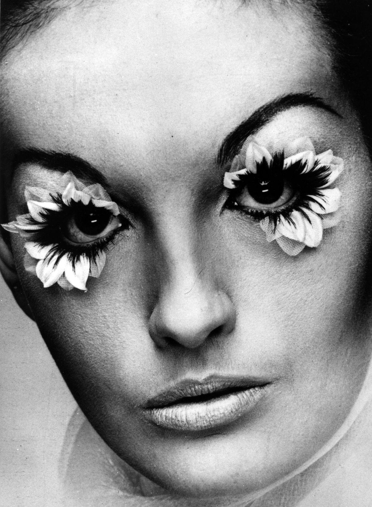 A True History Of False Eyelashes Racked