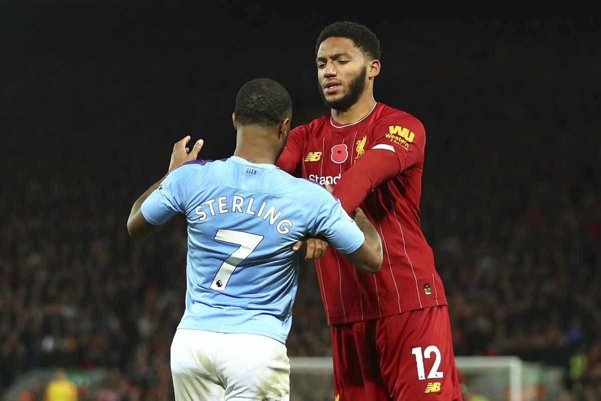 Gomez Reportedly Prevented Raheem Sterling Being Sent Home