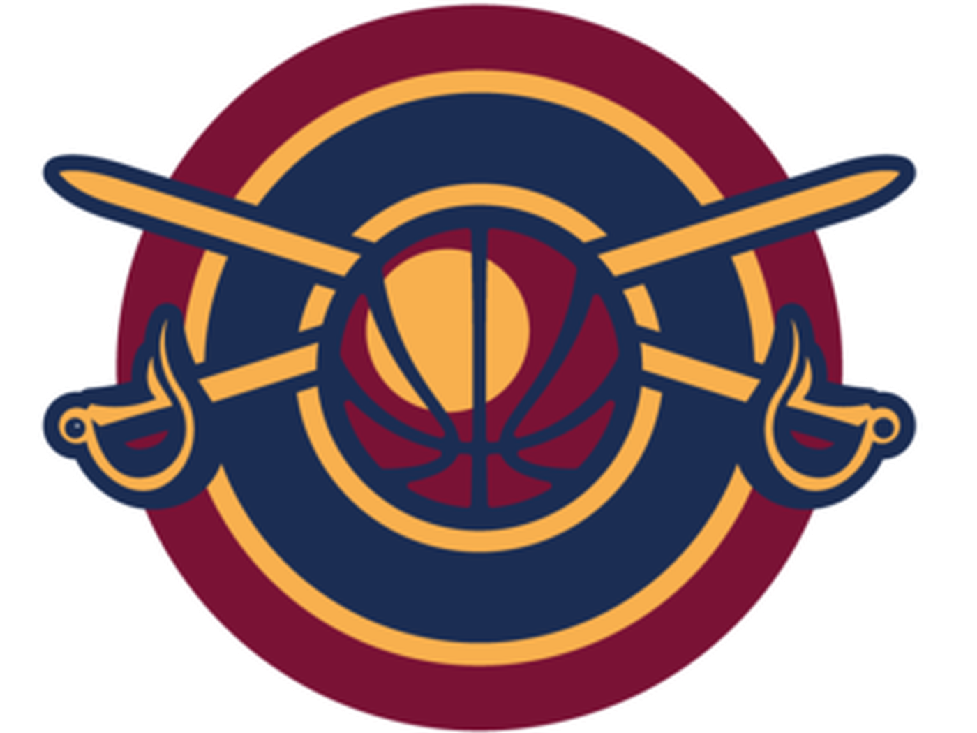 Cavaliers Update Their Logo, Colors - Fear The Sword