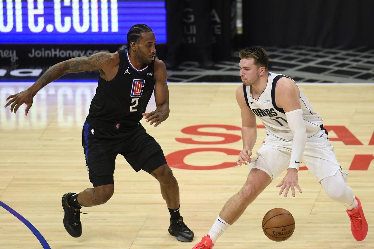 Dallas Mavericks v Los Angeles Clippers - Game Two