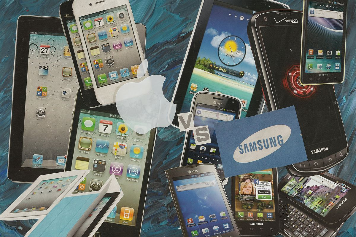 Here's Exactly How Apple and Samsung Want Jurors to Decide Their Patent Case