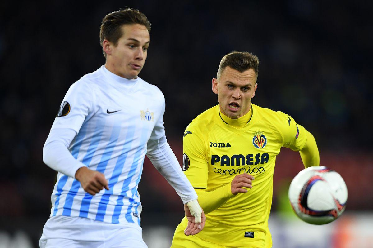 FC Zurich v Villarreal CF - UEFA Europa League
