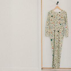 """Samantha Pleet 'Empress' jumpsuit, <a href=""""http://swords-smith.com/products/samantha-pleet-empress-jumpsuit"""">$298</a>"""