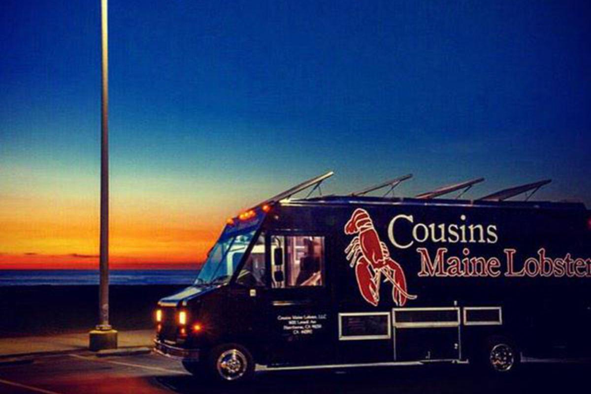 Maine Lobster Food Truck Austin