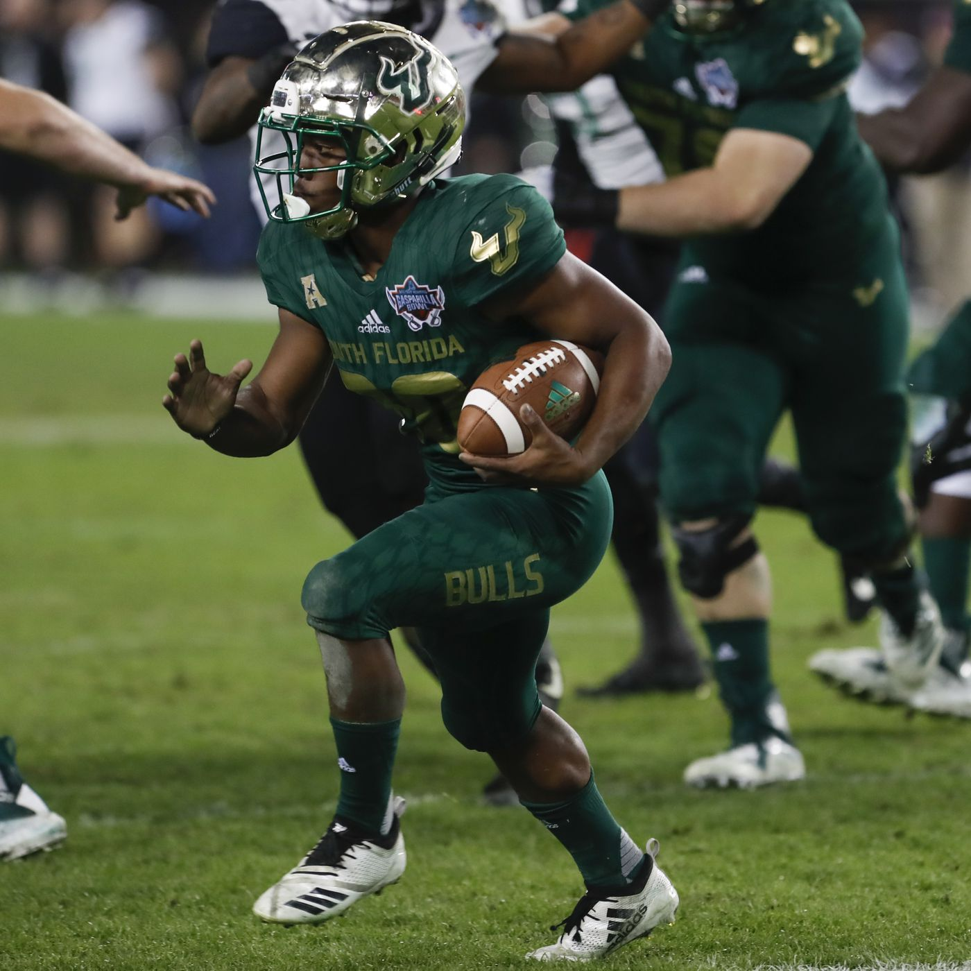 Wisconsin Badgers football: Four Phil Steele Facts: USF