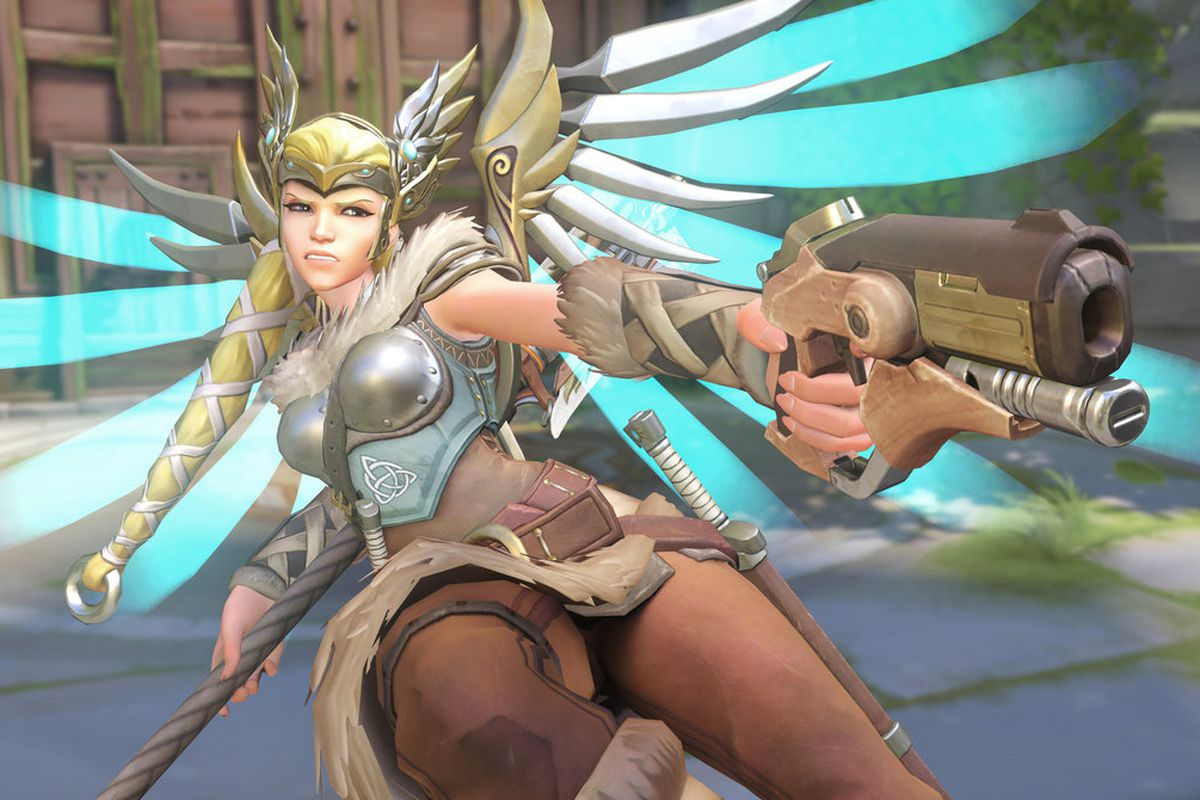 mercy rework moves her ultimate and gives her a new one heroes