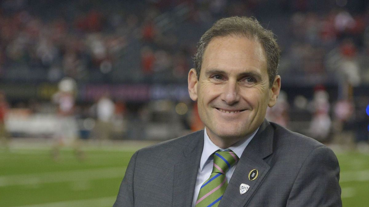 Larry Scott is in his second act as the Pac 12 must re-establish its place in the college football conference pecking order.