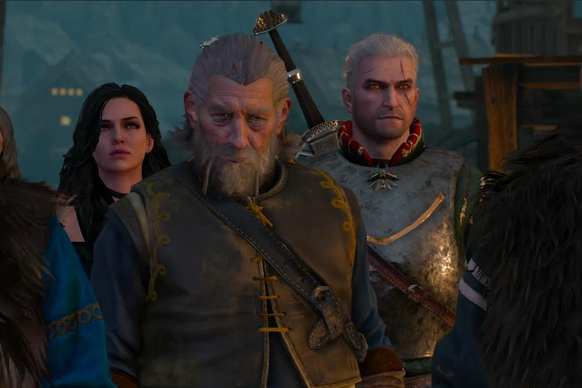 Colorblind On The Witcher 3 Rust And Gamings Race Problem