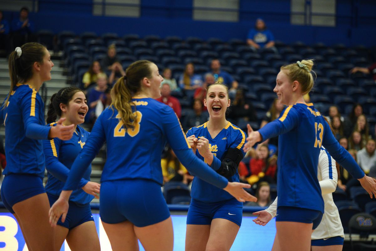 No. 2 Pitt volleyball claims outright ACC title with sweep over Duke