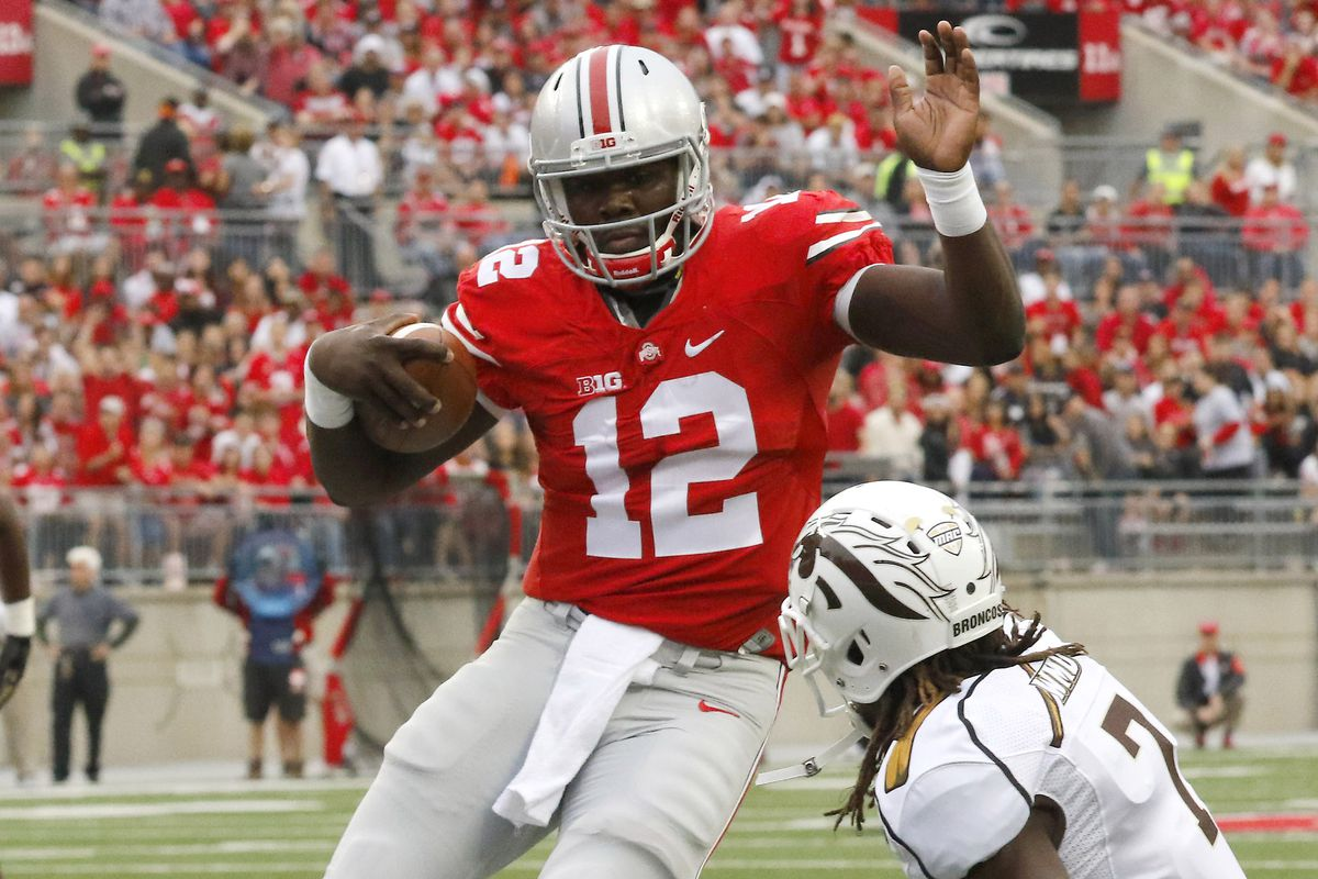 Cardale Jones has been handed the reins of the offense.