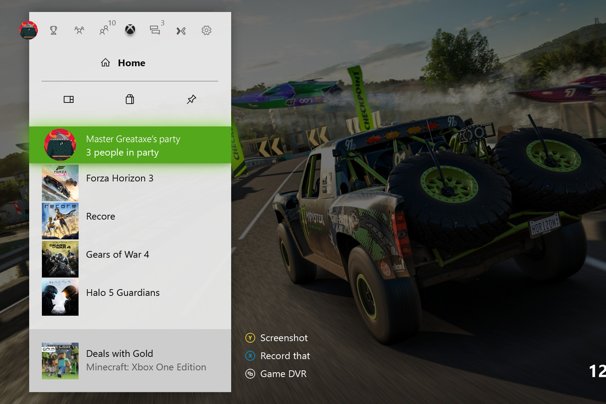 Why Microsoft Thinks Customization Is The Secret To A Better Xbox One Dashboard Design The Verge