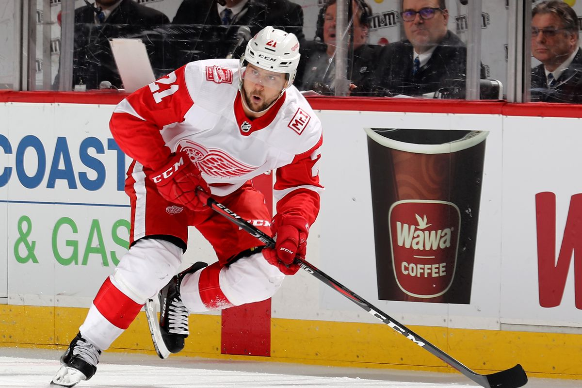 Red Wings Trade Tomas Tatar To Vegas Golden Knights For Draft Picks Winging It In Motown