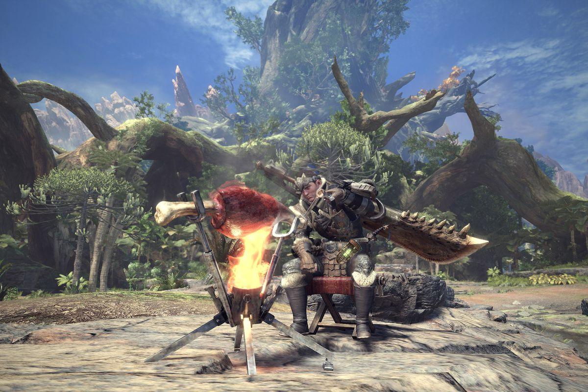Monster hunter online international release date in Australia