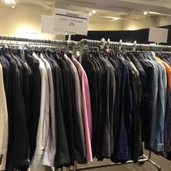 Outerwear, $79