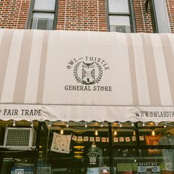 """<b>↑</b> Temporary tattoos, handmade chocolates, candles, greeting cards, jewelry, toys for babies, sweaters for dogs—<b><a href=""""http://www.owlandthistlegeneral.com/"""">Owl & Thistle General Store</a></b> (833 Franklin Avenue) is full of the kinds of thing"""