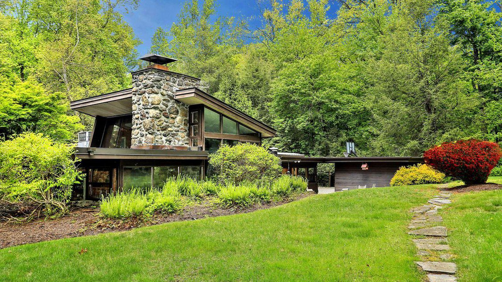 3 frank lloyd wright usonia community homes you can buy - Frank lloyd wright homes for sale ...