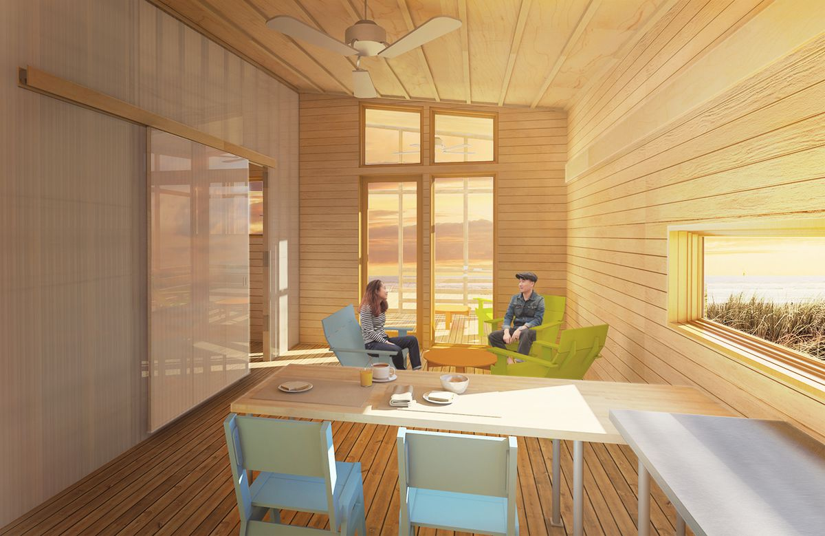 Can Modern Cabins Entice New Audiences Into State Parks