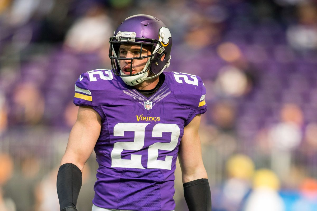 Harrison Smith Possibly Done For Season Daily Norseman