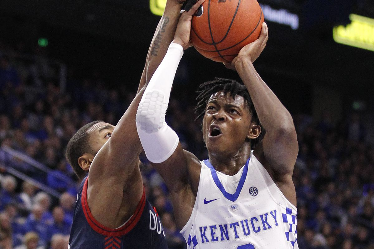 Kentucky Basketball Highlights And Box Score From Historic: Kentucky Basketball Highlights And Box Score From Duquesne