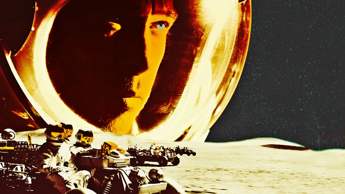 'Ad Astra' Understands What's Scary About Space—and Humanity