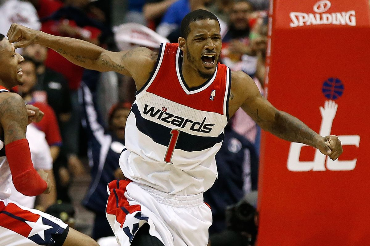 Trevor Ariza trade  The Wizards are actually getting him this time ... 08da08f7d