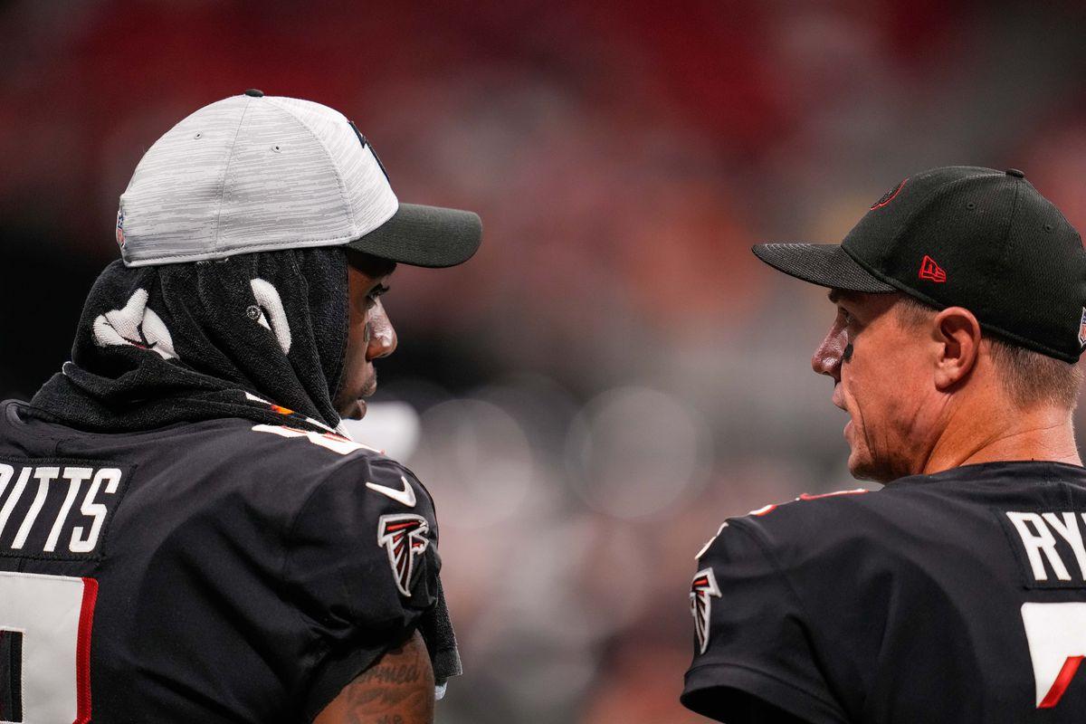 NFL: Cleveland Browns at Atlanta Falcons