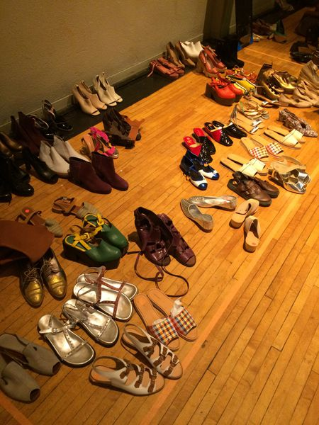The Rachel Comey Sample Sale Has So Many Shoes and One-Of-A-Kind ...