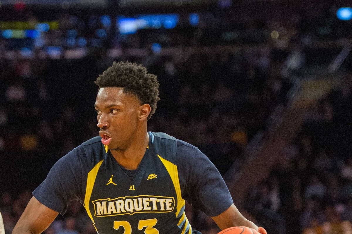 NCAA Basketball: Big East Conference Tournament-Xavier vs Marquette