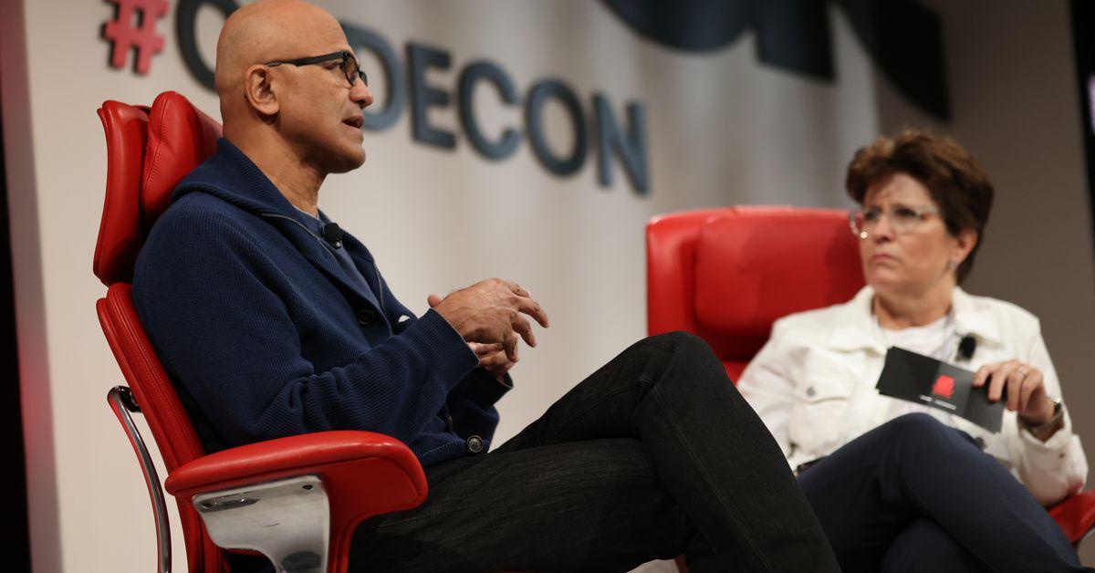 Satya Nadella says Trump inspired Microsoft to buy TikTok 'the weirdest thing I've worked on'