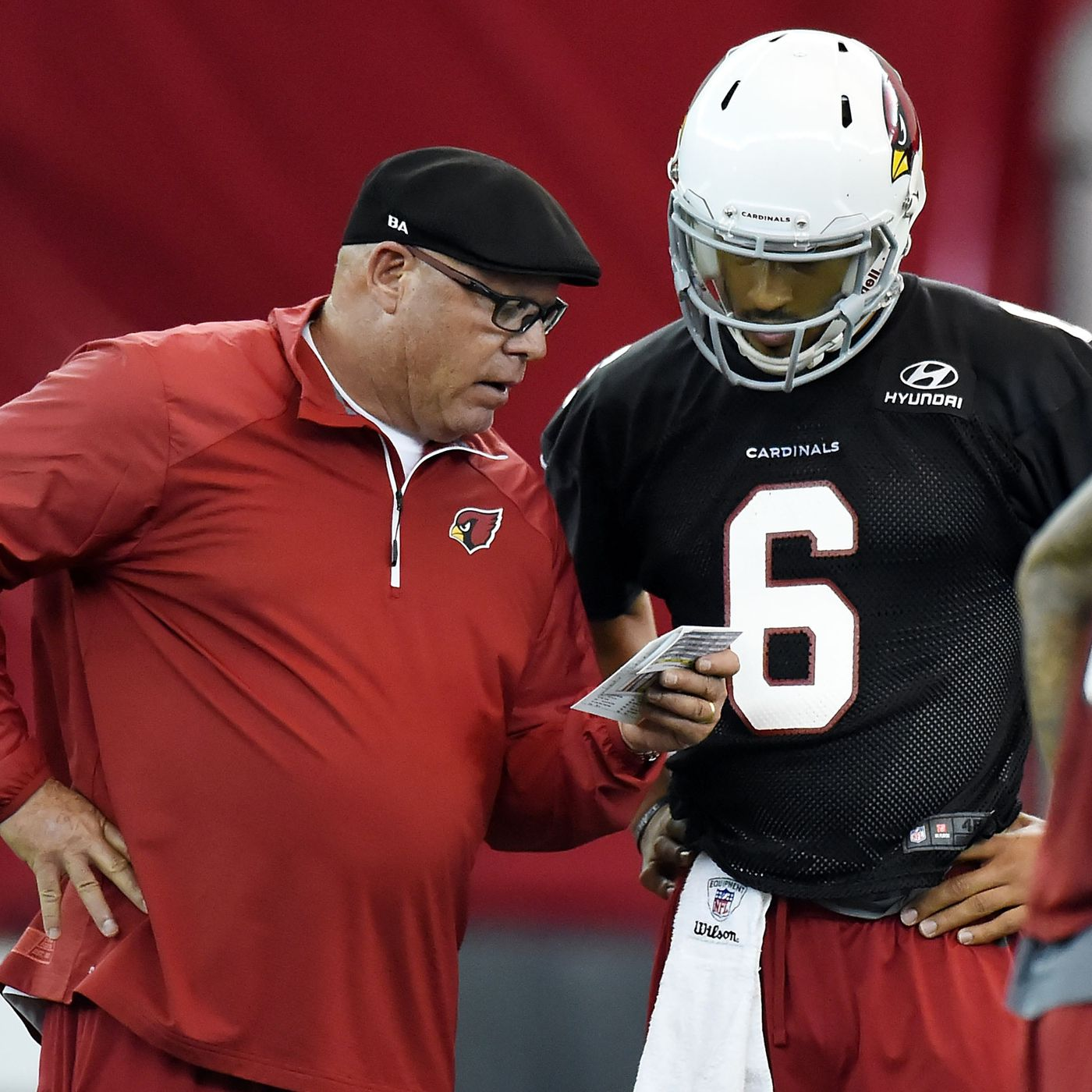 new styles 2f8a0 d3049 Quotables: Bruce Arians weighs in on Cardinals rookie ...