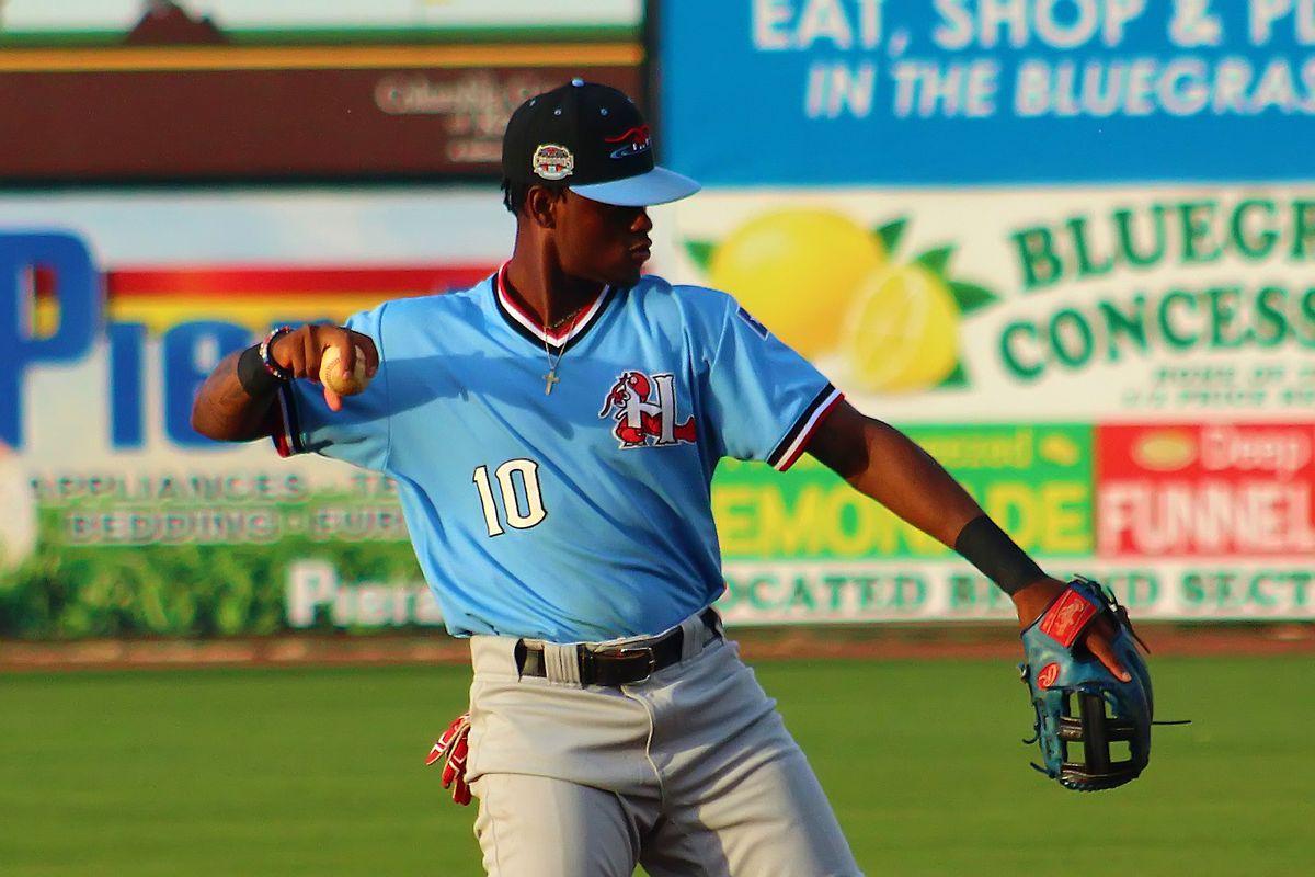 MLB Prospect Profile: Ti'Quan Forbes, 3B, Texas Rangers