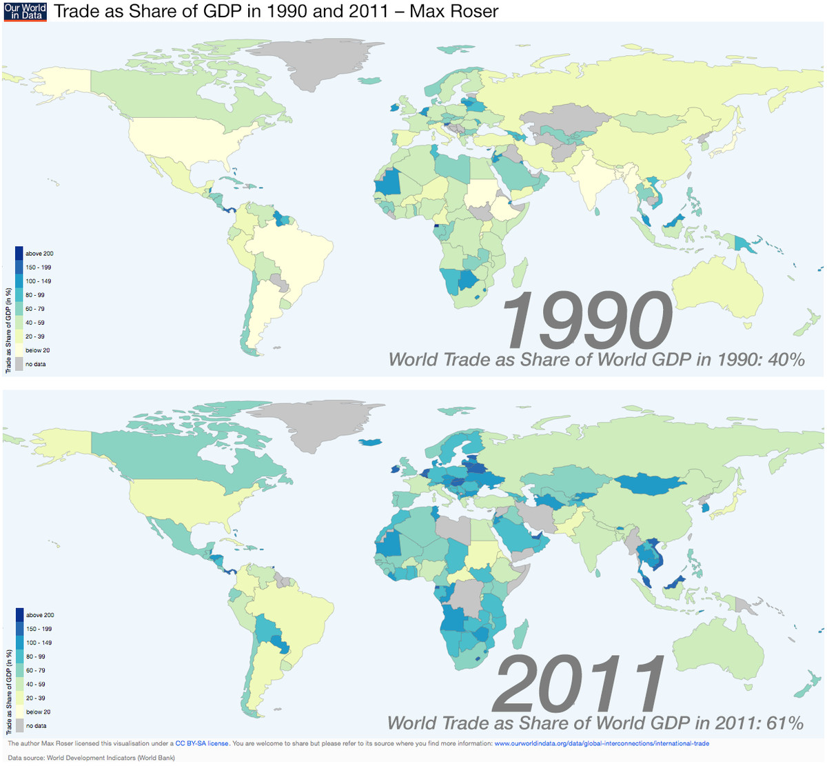 Picture of: 38 Maps That Explain The Global Economy Vox