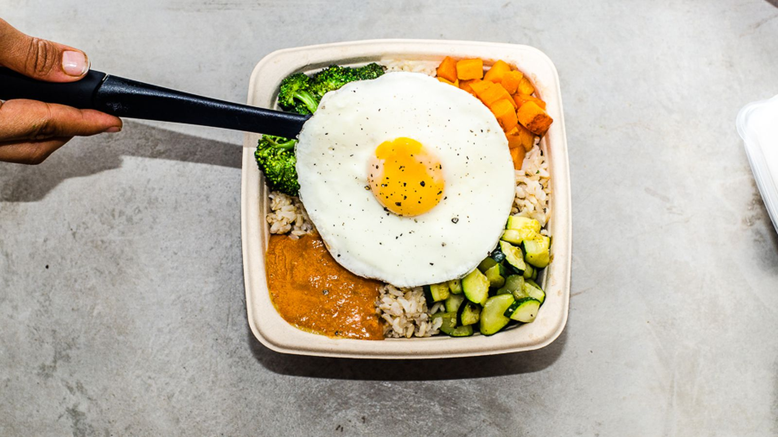 Gather Kitchen Brings Healthy Bowls To Downtown Eater Dallas