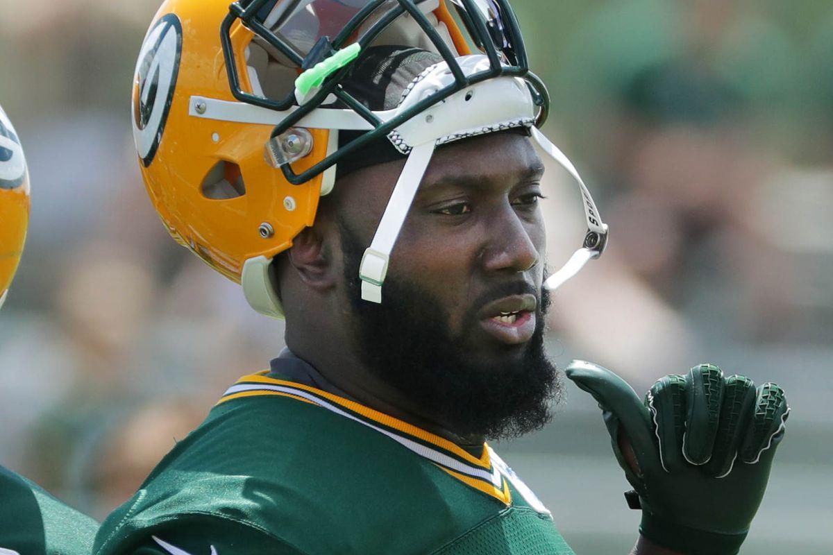 NFL: Green Bay Packers-OTA